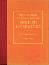 Best the oxford chronology of english literature Reviews