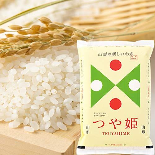 山形県産 つや姫 白米 10kg お米 白米 山形 ブランド米 お取り寄せ
