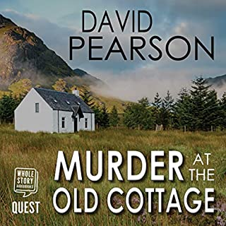 Couverture de Murder at the Old Cottage