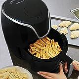 REPLOOD Freidora de aire caliente digital sin aceite Airfryer 7,1 l Frigge Cocina 1700 W