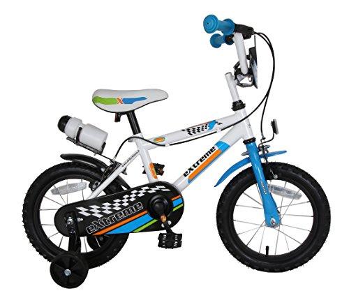 F. lli Schiano Runner Bicicleta niño, Niño, Runner, Blanco/Azul