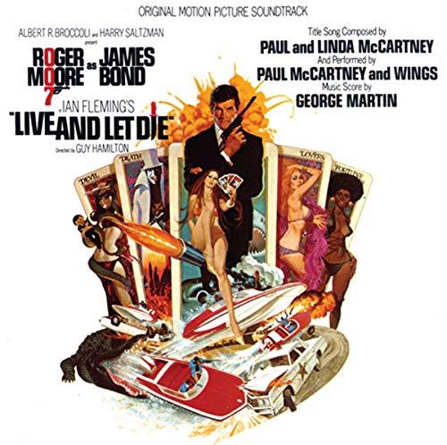 James Bond 007: Live and Let die (Remastered [Vinyl LP]