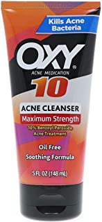Oxy Acne Cleanser Maximum Strength 6.25 Ounces (Pack of 3)