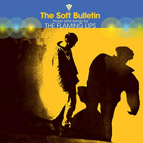 The Flaming Lips The Soft Bulletin album cover