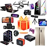 ASASX Misteriosa Caja de ciega electrónica, Cajas de Misterio, Puede ser teléfono móvil, Auriculares Bluetooth, Reloj Inteligente, etc, el Estilo es arbitrario, el Valor