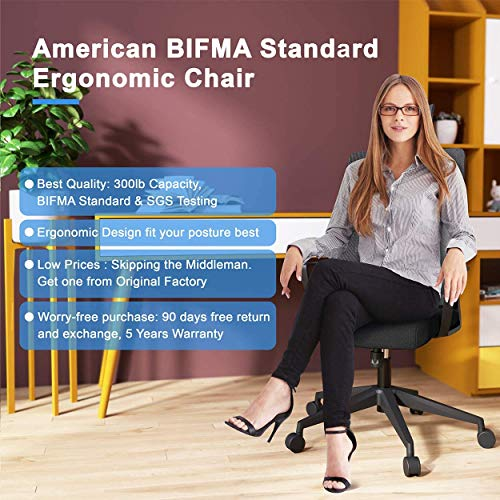 Mimoglad Ergonomic Office Chair