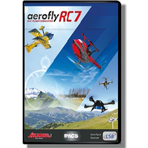 aeroflyRC7 PROFESSIONAL-VERSION (DVD for Windows)