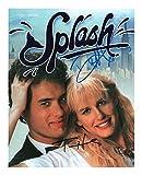 Splash - Tom Hanks & Daryl Hannah Signiert Autogramme 21cm