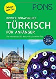 PONS Power-Sprachkurs Türkisch für Anfänger: Der Intensivkurs mit Buch, CDs und Online-Tests