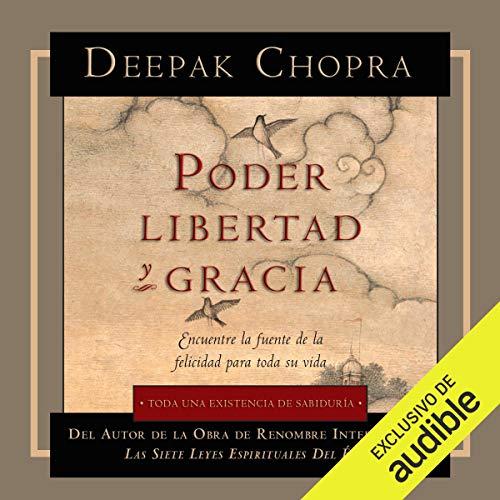 Diseño de la portada del título Poder, libertad y gracia