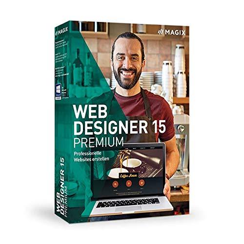 MAGIX -  Magix Web Designer