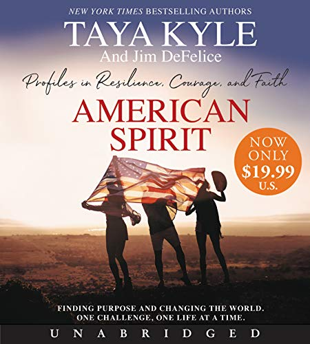 American Spirit Low Price CD: Profiles in Resilience, Courage, and Faith