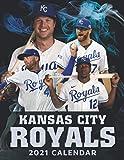 Kansas City Royals 2021 Calendar: Kansas City Royals 2021 Calendar 8.5x 11 in