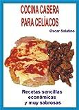 COCINA CASERA PARA CELIACOS