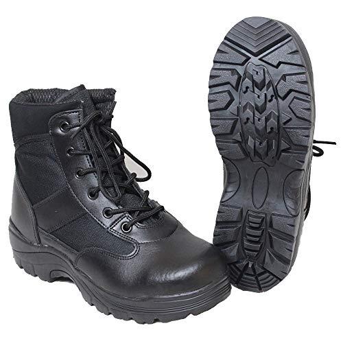 Mil-Tec - Calzado de protección para hombre Negro negro