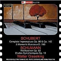Schubert/ Complete Impromptu