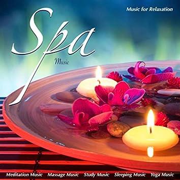 Spa Music: Music for Relaxation Meditation Music Masssage Music Study Music Sleeping Music and Yoga Music