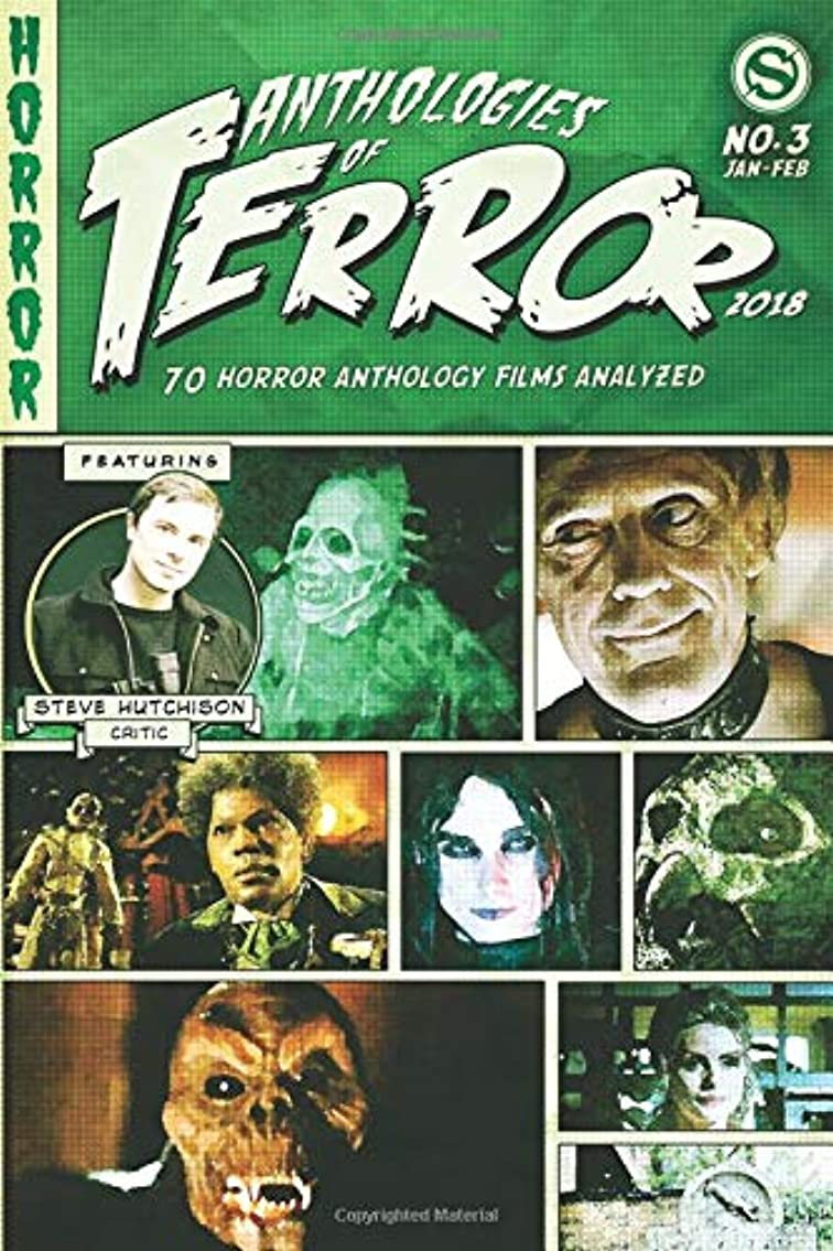 スチュアート島レザースリンクAnthologies of Terror 2018: 70 Horror Anthology Films Analyzed