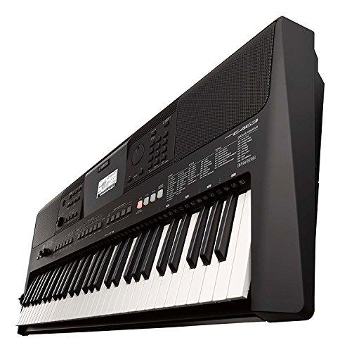 Yamaha PSR-E463 61-Key Portable Keyboard Kansas