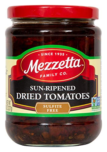 Mezzetta Sun-Ripened Dried Tomatoes In Olive Oil, All Natural, 8 Ounce