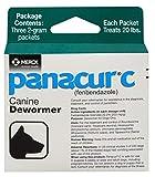 Panacur C Canine Dewormer (fenbendazole), 2 gram