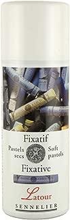 Sennelier Latour Pastel Spray Fix 400MlOrm20