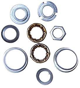 FIRECLOUD BOTTOM BRACKET – Our kids BB is a very sort after part, as it is rare to find high quality brand new replacement kids cups and bearings in this size. Easy to fit and maintain and comes with grease before attaching to insure long life and du...