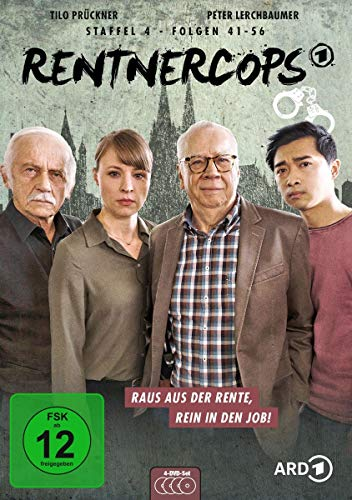 Rentnercops - Staffel 4 (4 DVDs)