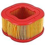 Omabeta Filtro de Aire Motosierra Filtro de Aire Conjunto de Filtro de Aire de Alta dureza para cortadoras eléctricas 371K 375K Sierra de Corte