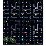 DOAQTE Klassisches Arcade Spiel Pac Man Wandkunst Leinwand