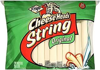 Frigo Cheese Heads, Regular String Cheese, 36 Count