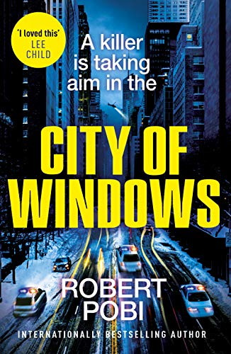 City of Windows: A Lucas Page Thriller (Dr Lucas Page 1) (English Edition)