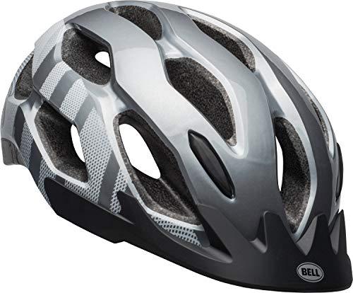 BELL Track 2.0 Adult Bike Helmet - Silver (7096762)