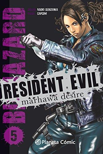 Resident Evil nº 05/05 (Manga Seinen)