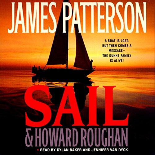 Sail audiobook cover art