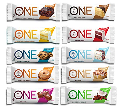 Iss Oh Yeah One Bar MIX BOX 12x60g (D)