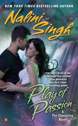 Play of Passion (Psy-Changeling Book 9) (English Edition)