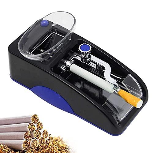 QHHALXZ Machine électrique portative de Fabricant de Cigarettes, Mini Machine à Rouler Les Cigarettes Automatique Domestique Machine d