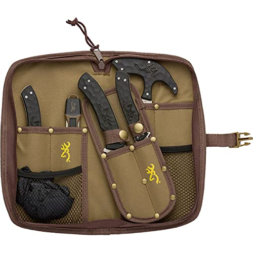 Browning 3220422B: Knife, Primal 6Pc Combo