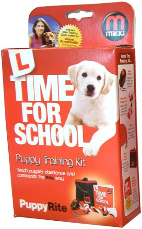 Interpet Mikki Puppy Training Kit
