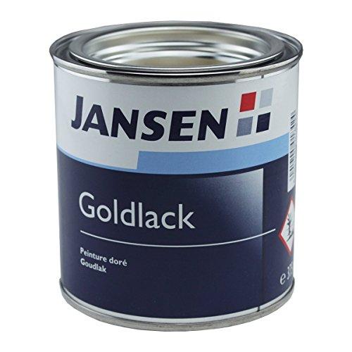 Jansen Goldlack wetterfest 375ml