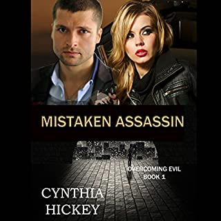 Mistaken Assassin audiobook cover art