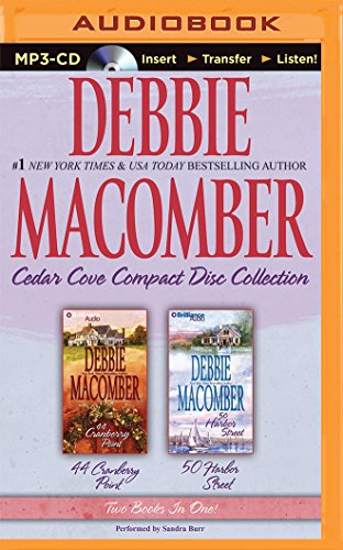 Cedar Cove Series: 44 Cranberry Point / 50 Harbor Street:CD Collection - Book  of the Cedar Cove
