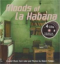 Moods of La Habana (Moods of Havana): Original Music from Cuba and Photos by Robert Polidori (Book & 4-CD set) (2003-01-10)