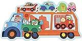 Vilac Vilac4630 - Puzle de Transporte para camión
