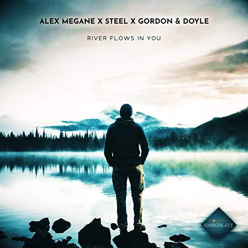 Alex Megane, STEEL & Gordon & Doyle