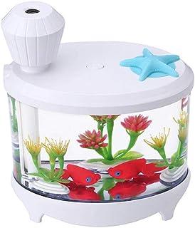 Umisu 460ML USB Humidifier Creative Fish Tank Plant Essential Oils Diffuser Aroma Household Mini Diffuser Mist Maker Atomi...