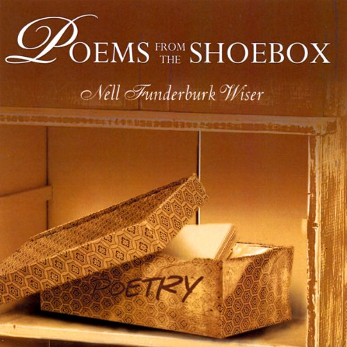 Poems From the Shoebox audiobook cover art