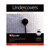 Rycote Undercover - Lavalier Wind Cover (White) by Rycote