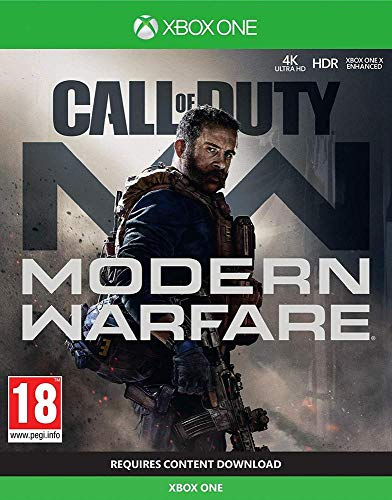 Call of Duty : Modern Warfare pour Xbox One [Importación francesa]